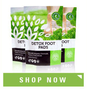 Detox Foot Pads™ harness the unique power of reflexology to access 60 acupuncture points, naturally promoting powerful detox to strengthen your body.