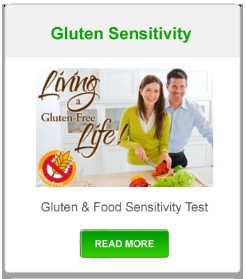 Functional Lab Tests- Gluten Sensitivity