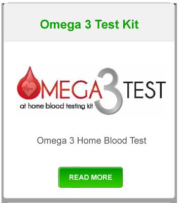Functional Lab Tests - Omega 3 Test Kit
